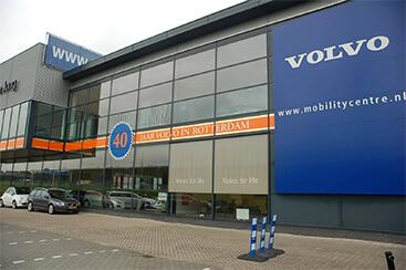 Volvo - Gevelreclame